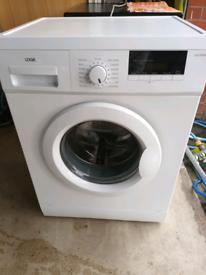 6kg 1200 spin Logik washing machine