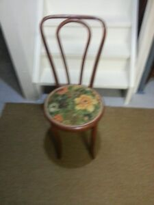 Antique Old Fashioned Wooden Chairs