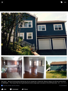 Beautiful Two bedroom home Available for November!!
