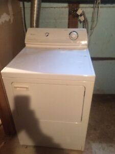 """Washer and dryer """"pick up pending """""""
