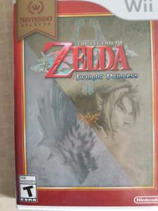 Zelda for wii