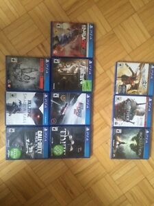 ps4 games for sale n trade