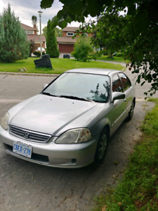 2000 Honda Civic $850 O.B.O