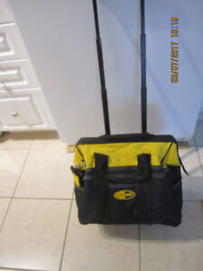 Rugged Tool Case on wheels