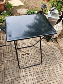 Habitat Metal Folding Table