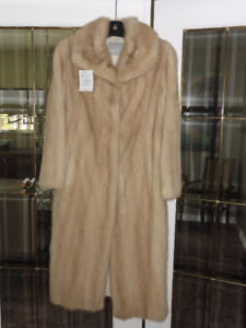 Natural Mink Coat
