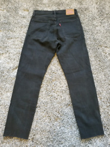 Levi's Wedgie Jean's dark grey