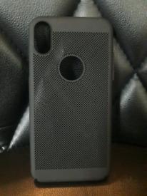 IPHONE X BREATHING CASE BLACK BRAND NEW
