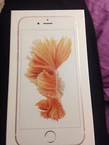 Iphone 6s 64 gb sealed
