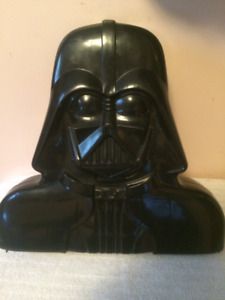 Vintage Darth Vader Star Wars Toy Carrying Case