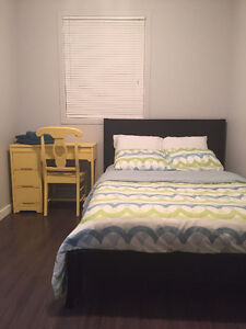Furnished bedrooms available across from U of R