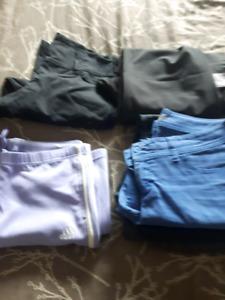 Vêtements - 7 pantalons femme - 10$