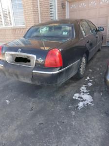 2007 Lincoln Town Car. Propane & Private Sale!