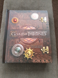 Game Of Thrones pop-up book-open to offers