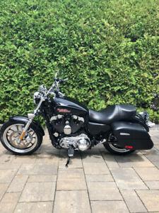Harley Davidson XL1200T Sportster Superlow 2014 à vendre