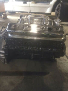 V8 Chevy Small Block Motor For Sale SBC (90's)