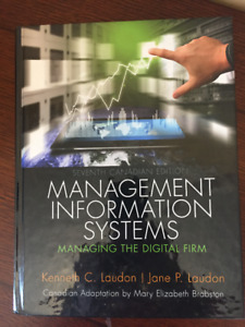 UNB Management Information Systems Text Book