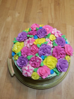 Birthday and special occasion cakes, cupcakes, cookies