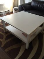 Ikea Malm coffee table