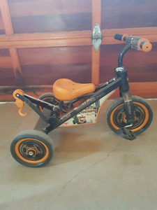 Tow mater tricycle