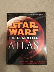 Star Wars - The Essential Atlas - Brand New