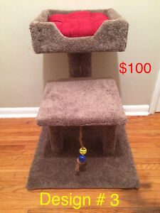New Cat Trees, Starting at $40