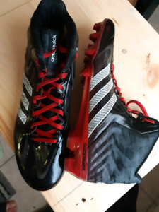 Adidas football shoes size/grandeur 11 1/2 US