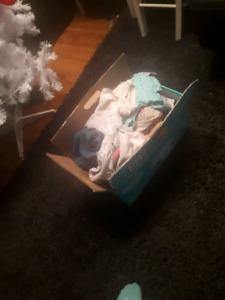 2t full box of girls clothes