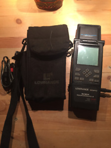 Lowrance Handheld GPS