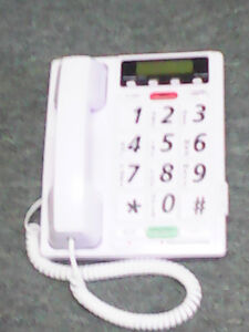 Hands free voice activated phone