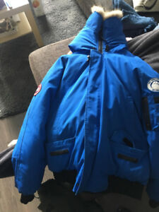 Canada Goose Winter Jacket (Limited Edition)