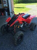Honda 400ex $2500 or trade for dirtbike