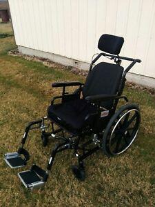 SuperTilt Reclining Wheelchair for sale