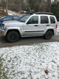 2004 Jeep Liberty Renegade VUS