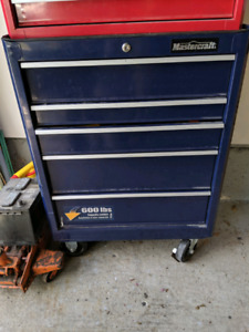 Mastercraft 5 drawer tool chest