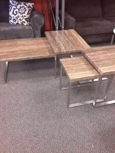 *** USED *** ASHLEY ELFIN C/E TABLES   S/N:6128861   #STORE587