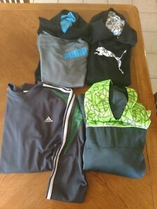 Lot of 4 Boys XL or Size 16/18 Hoodies