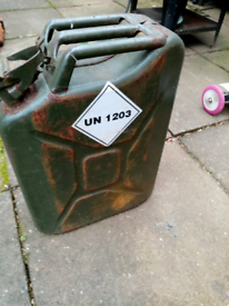 Large Jerry can