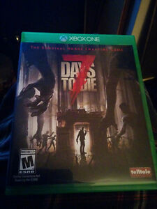 Selling 7 Days to die for the Xbox one
