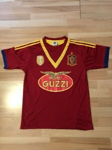 Team Spain Moto Guzzi  Soccer Jersey #12