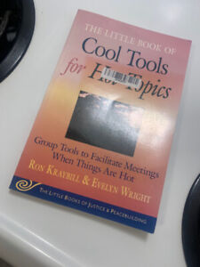 Group Tools To Facilitate Meetings When Things Are Hot Little Book of Cool Tools for Hot Topics