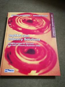 Used Hardcover - MySAP.com - Industry Solutions for Success...
