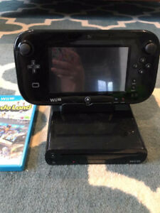 32G Blank Wii U with 7 games