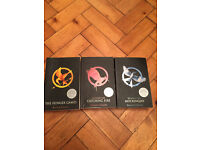 Hunger Games Trilogy Complete Bookset - great condition