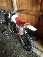 1986 yz 80, sell or trade.