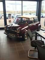 Looking for and early Austin mini