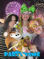 Zoom Photo Booth - The Life of the Party