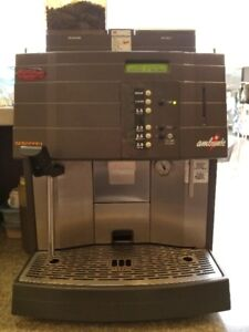 Schaerer  Ambiente Espresso Machine fully automatic.