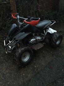 Quad 150cc swap