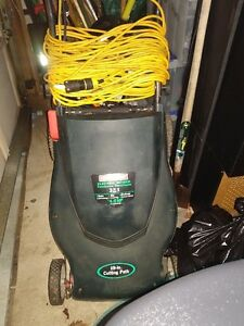 Craftsman Lawn Mower Electric 4.0 HP 3 in 1